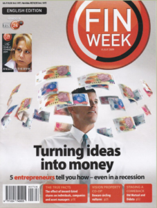 Finweek Cover